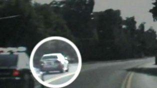 Una niña de 12 años robó el auto de su abuela para ir a ver a su novio y desató una terrible persecución
