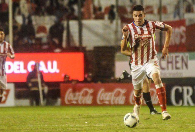 A mediatarde de ayer todas las fuentes consultadas ya daban a Martínez (23 años) como jugador de Central.