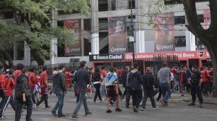 Hoy a las 15 Newells y Puerto San Martín jugarán por la Copa Santa Fe