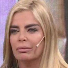 Raquel Mancini se recuperó de estar internada en terapia intensiva.
