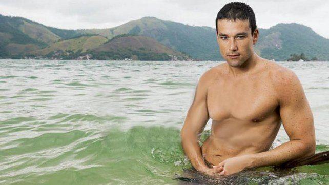 El actor estuvo de visita en la Isla de CARAS