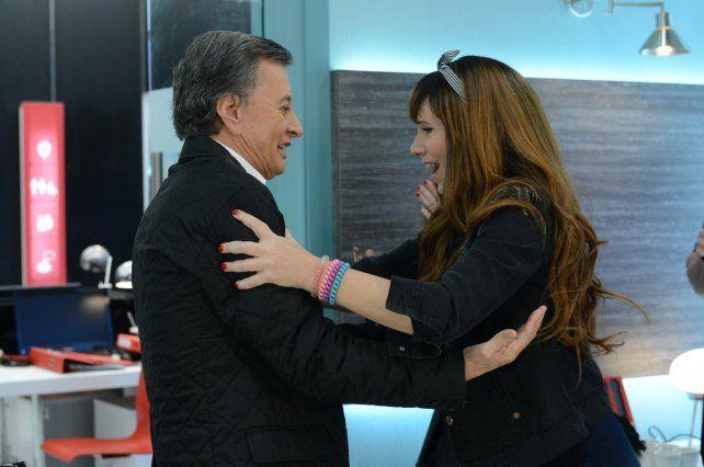 Palito Ortega, padrino bailantero