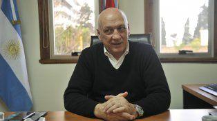 Diputado provincial Antonio Bonfatti.