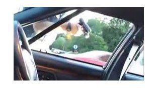 Una mujer filma a su novio abatido por la policía y publica el video en Facebook Live
