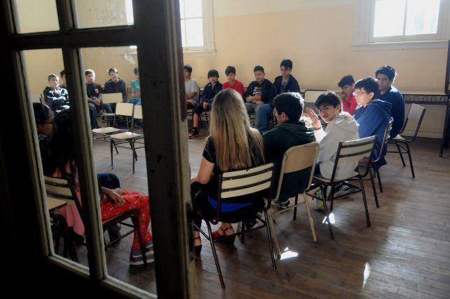 La maestría de la UNR es de dos años de duración y está dirigido a docentes de cualquier especialidad.