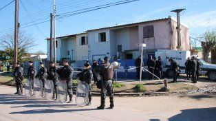 barrio. Roberto Vecino y su ex esposa vivían casi pegados en un complejo Fonavi. Los hijos residían con la madre.