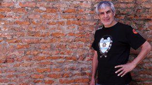 El artista santiagueño