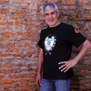 El artista santiagueño, un símbolo del folclore.