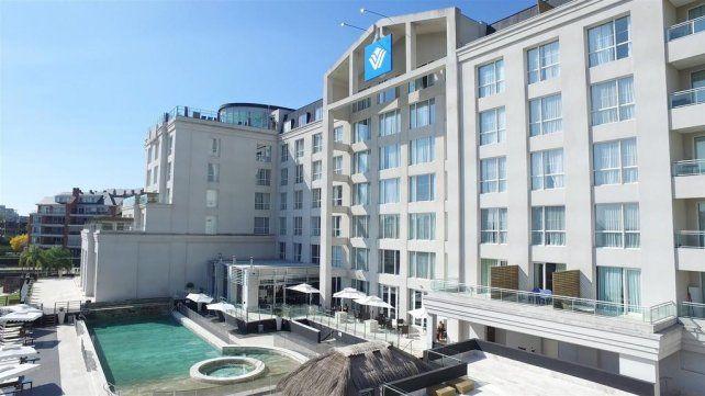 Wyndham Nordelta es un hotel 5 estrellas con 141 habitaciones