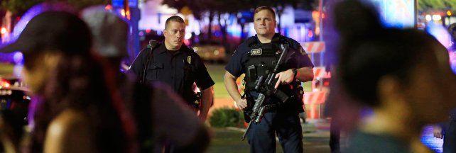 Obama se expresó horrorizado por el ataque en Dallas.