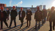 Lifschitz recorrió Explora, una compañía argentina dedicada a la producción de biodiesel y glicerina