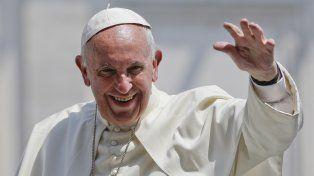 El Papa Francisco envió una carta para recordar el Bicentenario de la Independencia.