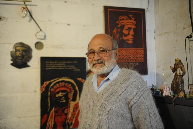 Joaquín Núñez trabaja en la zona oeste.