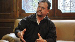 Camionero. El secretario general del gremio en la provincia de Santa Fe.