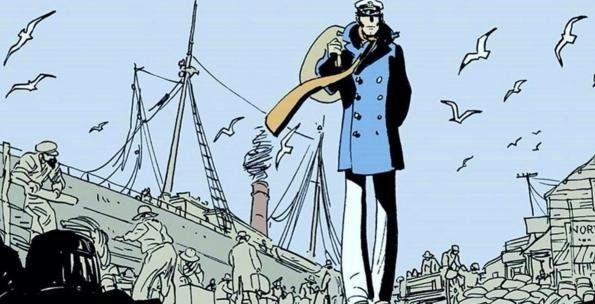 El Corto Maltés vuelve a navegar