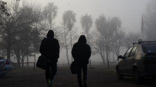 Sábado Patrio gris y lluvioso en Rosario, con neblinas por la mañana y agua por la tarde