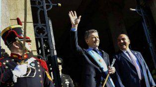 Macri pidió en el Bicentenario no escuchar a los que se enfermaron con el poder