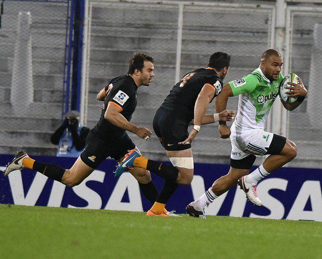 Jaguares cayó ante Highlanders en una nueva jornada de Súper Rugby