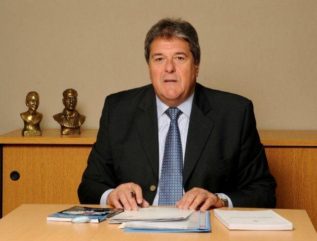 Autor. El diputado provincial Luis Rubeo (h) explicó los alcances de su proyecto.