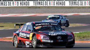El Mercedes. Agustín Canapino registró 1m 47