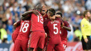 Portugal hizo historia y se coronó campeón de la Eurocopa por primera vez