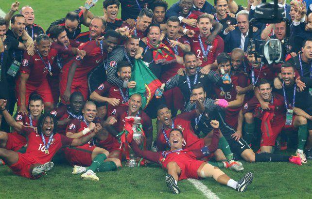 Portugal, nuevo rey de Europa