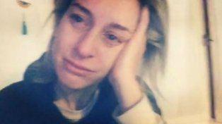 Así se la vio a Mariela Fernández en su cuenta de Instagram.