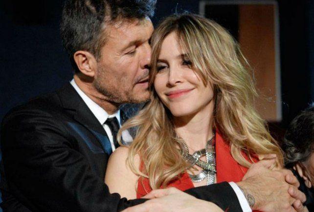 Guillermina Valdes salió a defender a su pareja