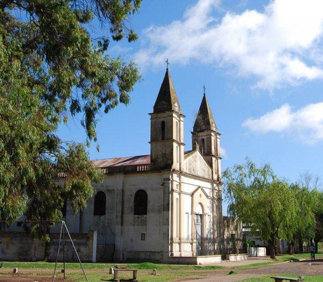 A 126 años. La iglesia en honor al patrono de la ciudad se inauguró en 1890.