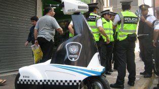 Una oficial de la policía Metropolitana ayudó en un parto. (Foto de archivo)