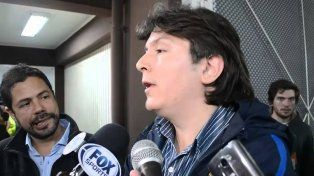Cefaratti señaló que en el clásico por Copa Santa Fe jugarán los chicos de la reserva