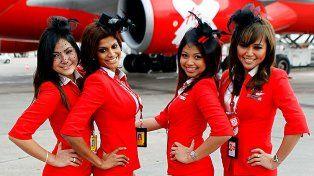 El sueño de tener sexo en vuelo es el mayor atractivo de dos líneas aéreas norteamericanas.