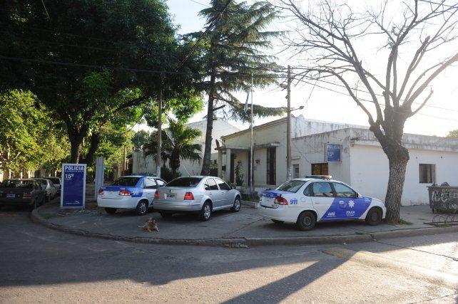 La seccional 15ª está ubicada en Sarmiento y Ameghino.