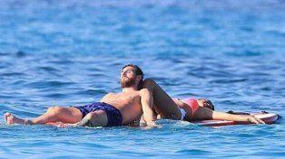 Messi se recluyó en su familia pero no se separa de su pasión por Newells