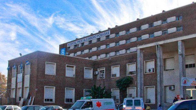 Penoso. El hospital Posadas