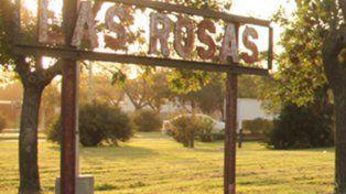 Las Rosas es la cabecera del departamento Belgrano.