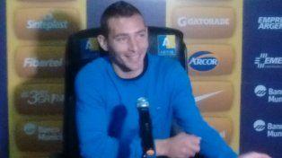 Ruben reconoció que la salida de Larrondo de Central le generó una desilusión muy grande