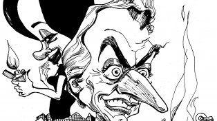 CFK dejó campo minado y el gobierno pisó las bombas