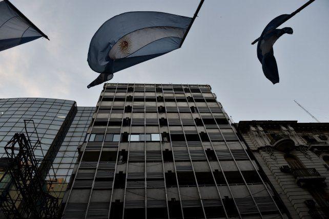 El robo se produjo en el cuarto piso de un edificio de Corrientes al 400.