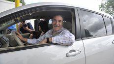 El presidente de la ARF, Mario Giammaria, fue el único voto contra la Superliga ancohe en la asamblea de la AFA.