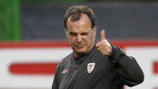 El entrenador rosarino Marcelo Bielsa fue ferozmente criticado por el presidente de la Lazio, Claudio Lotito.