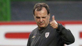 El entrenador rosarino Marcelo Bielsa fue ferozmente criticado por el presidente de la Lazio