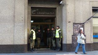 Hoy la Multisectorial contra el Tarifazo marchará a las oficinas locales de Litoral Gas.