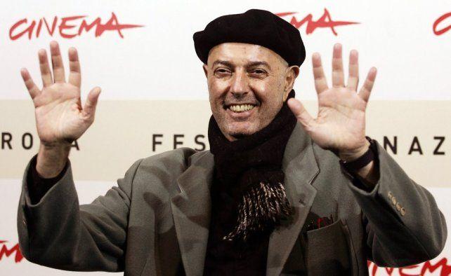 El director de cine argentino