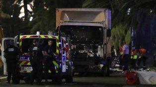 La policía abatió al conductor del camión que provocó el atentado en Francia