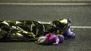 las impactantes imagenes que dejo el brutal atentado terrorista en el corazon de francia