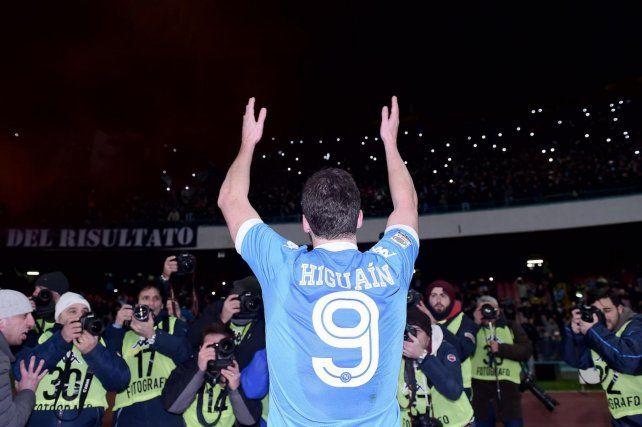 La asombrosa oferta de Juventus para llevarse los goles de Gonzalo Higuaín