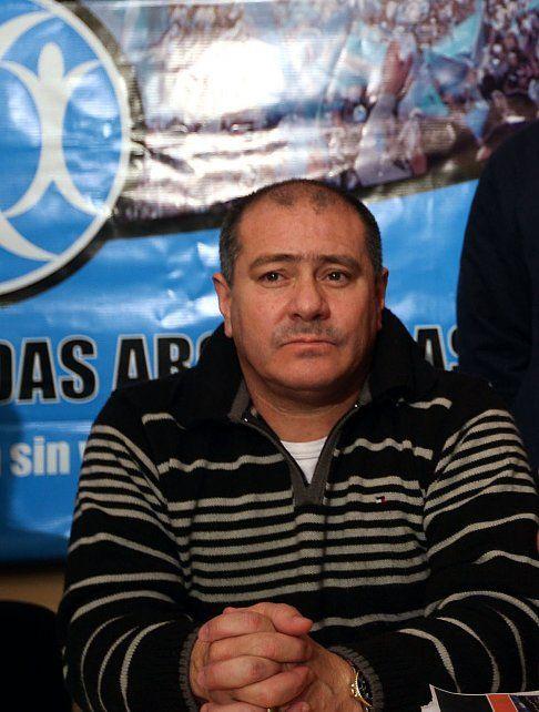 Preso. Marcelo Mallo compareció ante la jueza federal Arroyo Salgado.