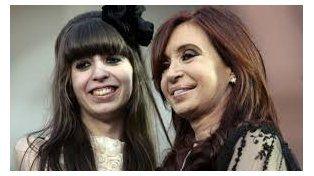 En familia. Florencia Kirchner quedó en el ojo de la tormenta tras la denuncia de la diputada Margarita Stolbizer.