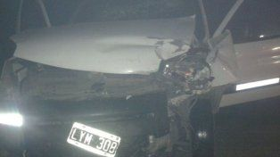 El trágico accidente involucró a varios vehículos y dejó dos víctimas fatales.